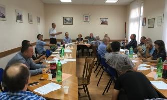 Udruženje obrtnika Kutina održalo redovnu sjednicu Skupštine