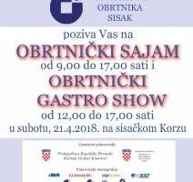 Obrtnički sajam i obrtnički gastro show