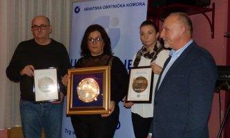 Udruženje obrtnika Petrinja, Glina i Topusko svečano je proslavilo svoj Dan i blagdan Sv. Katarine.