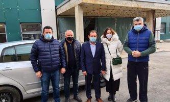 Hrvatska obrtnička komora donirala medicinsku opremu Općoj bolnici Dr. Ivo Pedišić u Sisku
